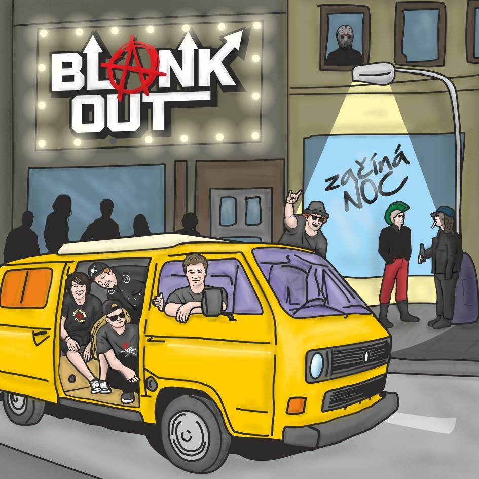 CD BLANK OUT
