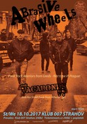 ABRASIVE WHEELS (uk), VAGABONDS 77 (gr)