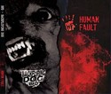 RECENZE: Backfliping Dog - Human Fault - split.