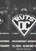 The Ruts DC (uk) - 27.9.2015 - Klub 007 Strahov