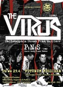 THE VIRUS (usa) - 29.4.2015 - Futurum Musicbar