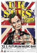 POZVÁNKA: UK Subs/ UK, TV SMITH/UK
