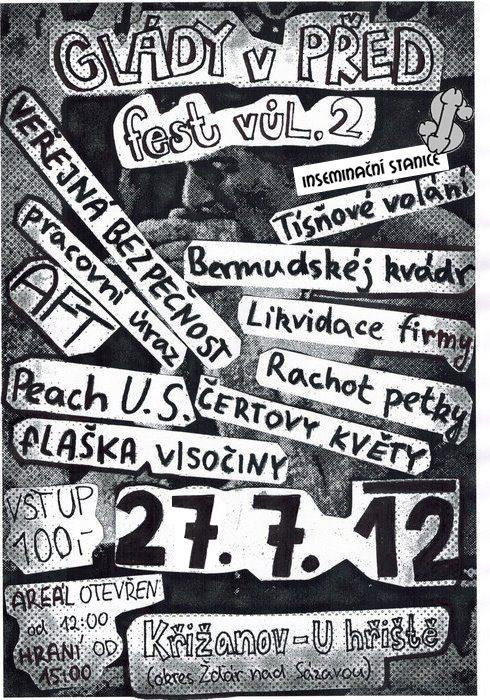 Punk´s not dead…GLÁDY V PŘED ! - Punk.cz - o punku u nás i ve světě 830f619b4a